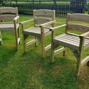 Highty Garden Seats