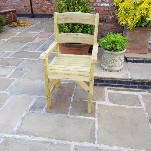 High Garden Seats